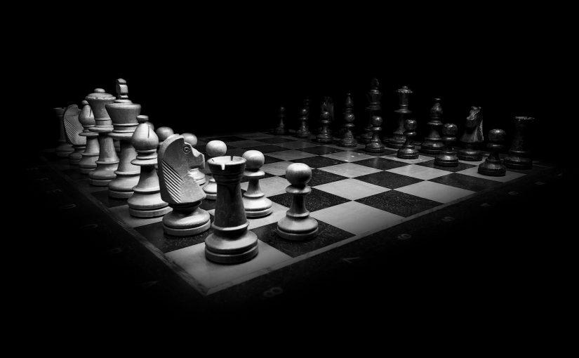 Spieltheorie – Nano-Roboter-Gehirnbeeinträchtigung