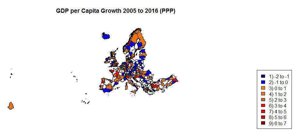 Europawachstum